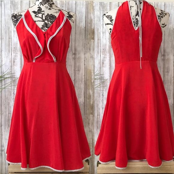 36e7e51562ee0 Anthropologie Dresses & Skirts - Anthropologie Girls From Savoy Gull Wing  Dress